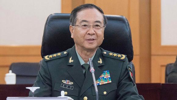 Exjefe del Estado Mayor chino es condenado a cadena perpetua por aceptar y ofrecer coimas