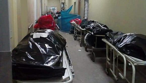 Municipios usan argumentos legales para no aceptar muertos COVID en cementerios de Arequipa