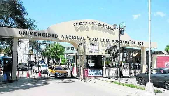 Denuncian irregularidades en la Facultad de Ingeniería de Sistemas de la UNICA