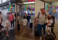 Antonio Pavón: Antoñito enternece con recibimiento a su mejor amigo en España (VIDEO)