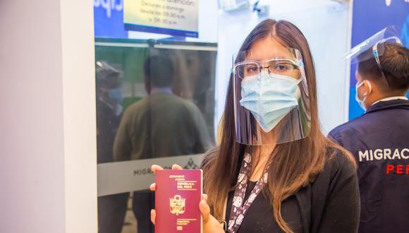 Si necesitas con urgencia tramitar tu pasaporte puedes realizar el proceso en la agencia situada en el aeropuerto Jorge Chávez. (Foto: Migraciones)