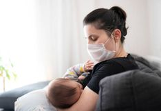 Tengo coronavirus y acabo de dar a luz: ¿Puedo dar de lactar a mi bebé?