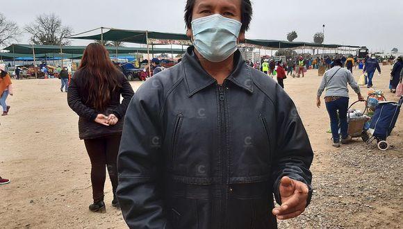 Tacna: Exgobernador Fernandez sostiene que autoridades pierden el control