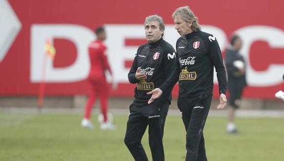 Bonillo llegó a Brasil y se sumó al comando técnico de Ricardo Gareca. (Foto: GEC)