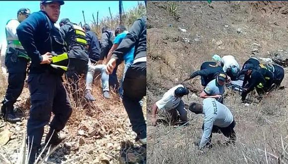 Fallece el joven que sobrevivió al accidente de tránsito en Otuzco