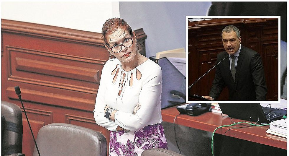 """Mercedes Aráoz corrigió a premier Salvador del Solar y le pidió """"no encender la pradera"""""""