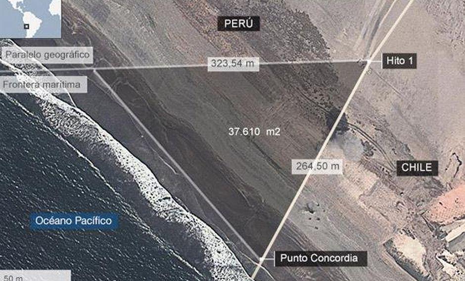 Chile reclama soberanía del triángulo terrestre ante nuevo distrito en Tacna