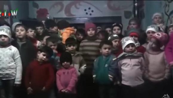 Siria: Niños huérfanos de Alepo hacen estremecedor llamado a la comunidad internacional