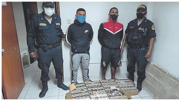 Nueve meses de cárcel para dos por tráfico de municiones en Tumbes