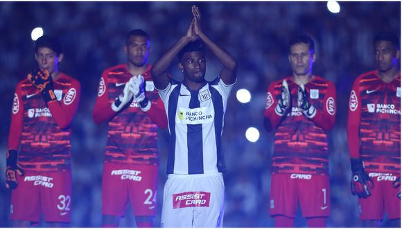 Carlos Ascues tiene 3 partidos y un gol en lo que va de la Liga 1. (Foto: GEC)