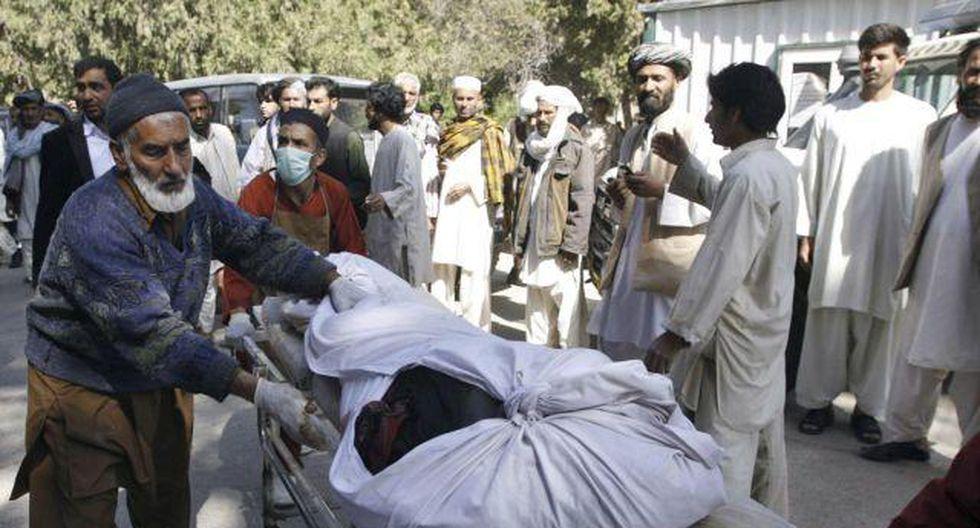 Elecciones en Afganistán: ataques talibanes deja 13 personas muertas