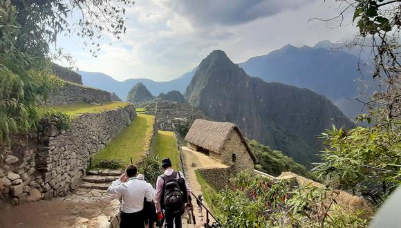 Machu Picchu. Foto: Juan Sequeiros.
