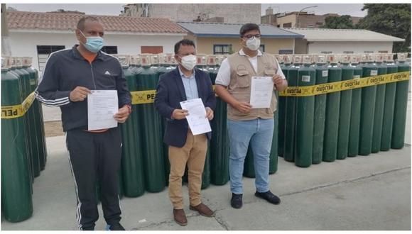 Gobierno Regional de La Libertad los adquirió por un monto aproximado de S/ 2 millones, para distribuir a las 12 redes de salud de la región.