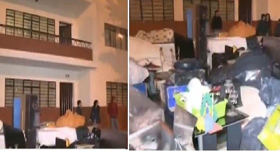 Ejército informa que familia del capitán asesinado en el VRAEM continuará en casa de Villa Militar