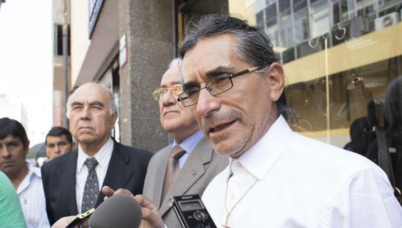 """Áncash: Waldo Ríos  azuza en una reunión a atacar a la """"prensa corrupta"""""""