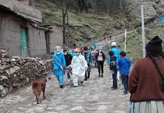 Huancavelica: Cinco universitarios sobreviven a rayo