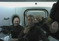 Tom Cruise converso con turistas de SpaceX y dan detalles de su vuelo espacial