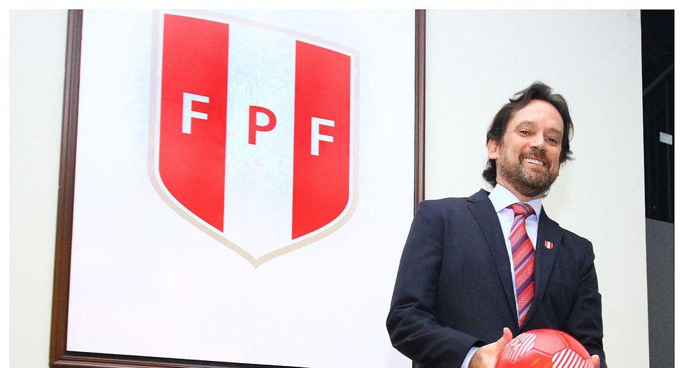 Federación Peruana de Fútbol resolvió contrato del secretario general Juan Matute