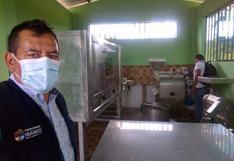Gobierno regional entrega horno de pan en vez de secadora a agricultores de café