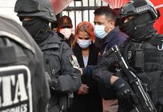 """Bolivia: Jeanine Áñez se considera """"presa política"""" al cumplir 3 meses en prisión"""