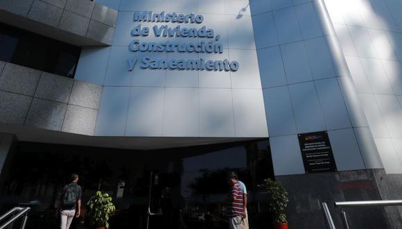 El viceministerio de Vivienda y Urbanismo cuenta con nuevo titular. (Foto: GEC)