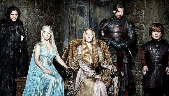 "George R.R. Martin confirmó cinco series inspiradas en ""Game of Thrones"""