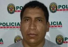 Fiscalía plantea cadena perpetua para chofer que mató a expareja