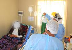 Aumentan a 203 hospitalizados los casos de COVID-19 en Puno