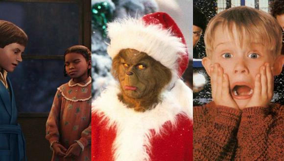 10 películas para ver en familia esta Navidad