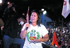 Keiko Fujimori: Audiencia de pedido de prisión preventiva será presencial