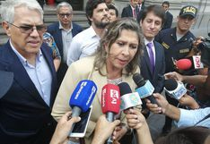 Zenaida Solís: No puedo creer que Urresti se muestre tan sorprendido por reformas constitucionales aprobadas