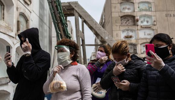 Nuevo reporte de fallecidos por coronavirus en el Perú. (Reuters)