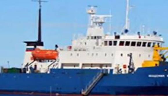 Rompehielo chino no pudo rescatar a barco atrapado en la Antártida