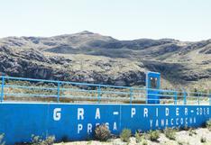 Ayacucho: Proyecto de riego Pampas no concluye su ejecución en 11 años