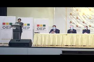 Tribunal Electoral de Bolivia declara presidente electo a Luis Arce