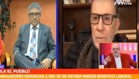 Denuncian que Ricardo Belmont no pagó beneficios laborales a sus ex colaboradores (VIDEO)