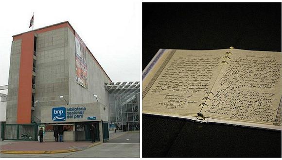 Biblioteca Nacional: A estos lugares serían destinados los libros robados