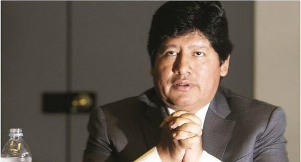 Edwin Oviedo: las razones por las que le dictaron detención preliminar