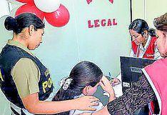 Defensoría alerta que se duplican denuncias por desaparición de mujeres en la región Junín