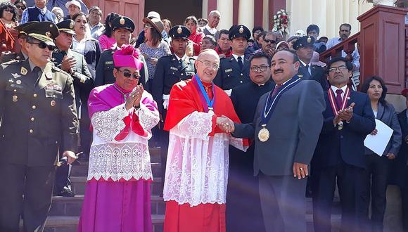 """Cardenal Pedro Barreto : """"Hay que vivir con alegría"""""""