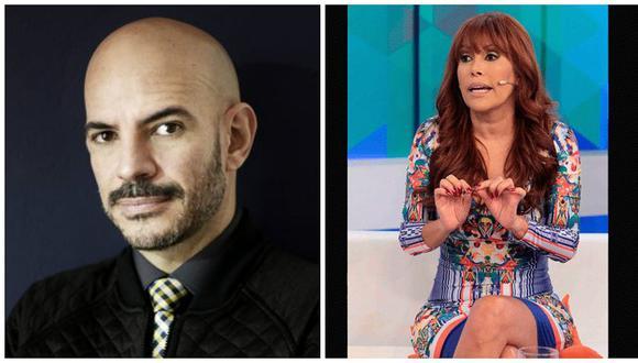 Magaly Medina: esta fue la opinión de Ricardo Morán tras polémicas declaraciones de periodista