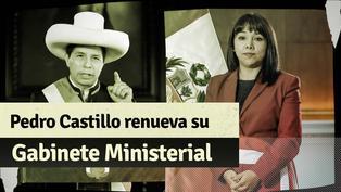 Pedro Castillo: Conoce a los nuevos integrantes del Gabinete liderado por Mirtha Vásquez