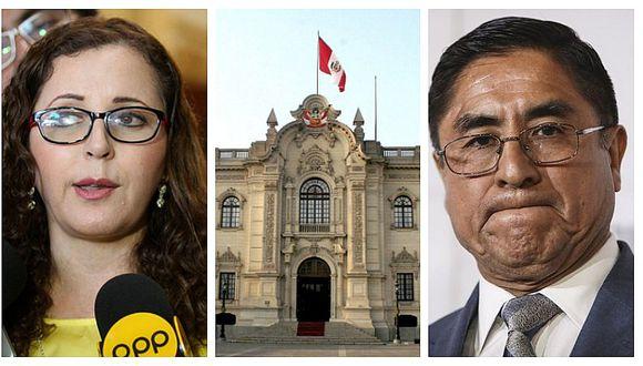 Rosa Bartra pide al Ejecutivo informar sobre las medidas para la extradición de Hinostroza