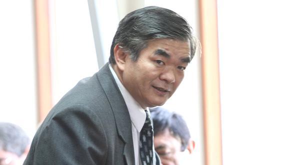 Marco Miyashiro fue elegido presidente de la Comisión de Fiscalización del Congreso