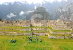 Culminó grabación de Transformers en Machu Picchu y ni un robot ingresó a la maravilla mundial (VIDEO)