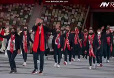 Tokio 2020: Así fue el desfile de la delegación peruana en los Juegos Olímpicos (VIDEO)