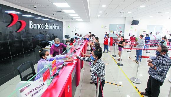El pago del denominado Bono 600 iniciará este miércoles 17 de febrero (Foto: Andina)