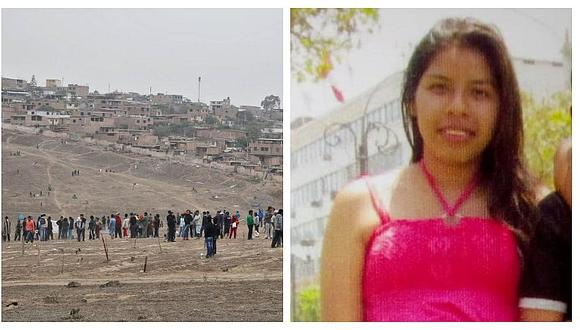 VMT: Reportan desaparición de joven de 21 años en Tablada de Lurín