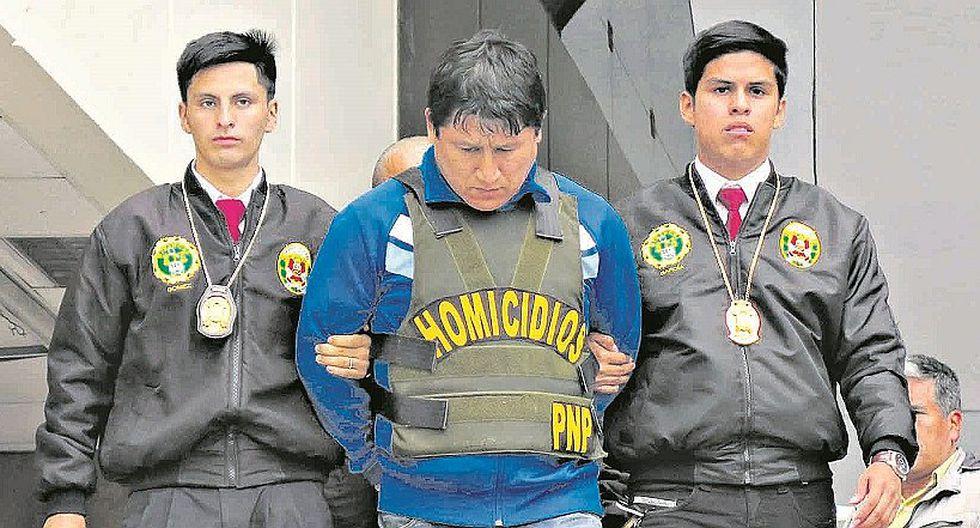 Crimen del alcalde de Casma, Alejandro Montalván, pasa a juicio oral