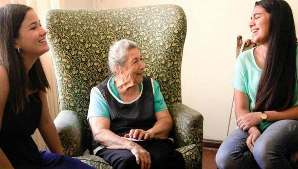 San Isidro: programa de voluntariado busca combatir la soledad de adultos mayores